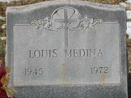 MEDINA, LOUIS - Otero County, Colorado | LOUIS MEDINA - Colorado Gravestone Photos