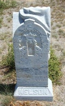 NELSON, MARY A - Otero County, Colorado | MARY A NELSON - Colorado Gravestone Photos