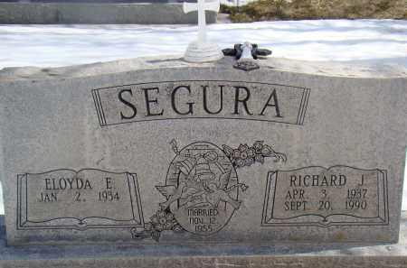 SEGURA, RICHARD J. - Otero County, Colorado | RICHARD J. SEGURA - Colorado Gravestone Photos