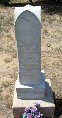 SHEHI, LAURA E - Otero County, Colorado | LAURA E SHEHI - Colorado Gravestone Photos