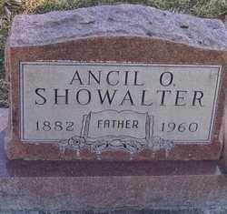 SHOWALTER, ANCIL O. - Otero County, Colorado | ANCIL O. SHOWALTER - Colorado Gravestone Photos