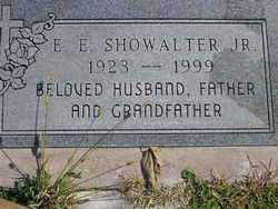 SHOWALTER, EARL E.. JR. - Otero County, Colorado | EARL E.. JR. SHOWALTER - Colorado Gravestone Photos