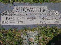 SHOWALTER, REV. EARL E. - Otero County, Colorado | REV. EARL E. SHOWALTER - Colorado Gravestone Photos