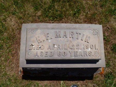 MARTIN, H.F. - Ouray County, Colorado   H.F. MARTIN - Colorado Gravestone Photos
