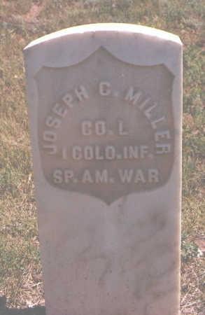 MILLER, JOSEPH C. - Ouray County, Colorado | JOSEPH C. MILLER - Colorado Gravestone Photos