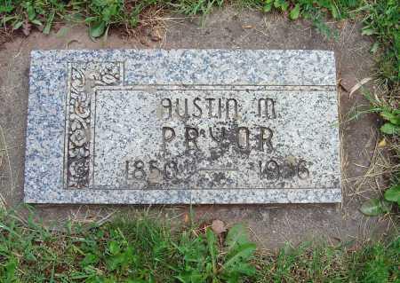 PRYOR, AUSTIN MOORE - Ouray County, Colorado | AUSTIN MOORE PRYOR - Colorado Gravestone Photos