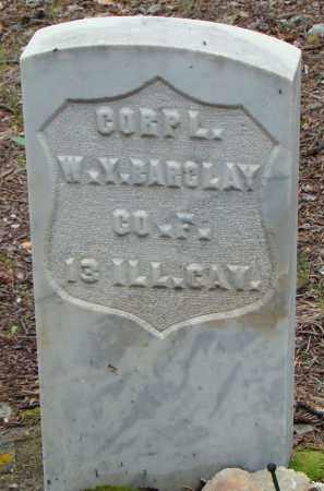 BARCLAY, WILLIAM V. - Park County, Colorado | WILLIAM V. BARCLAY - Colorado Gravestone Photos