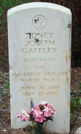 GATELEY, SYDNEY JOSEPH - Park County, Colorado | SYDNEY JOSEPH GATELEY - Colorado Gravestone Photos