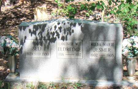 JESMER, MELBA MARIE - Park County, Colorado | MELBA MARIE JESMER - Colorado Gravestone Photos
