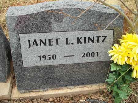 KINTZ, JANET L. - Park County, Colorado | JANET L. KINTZ - Colorado Gravestone Photos