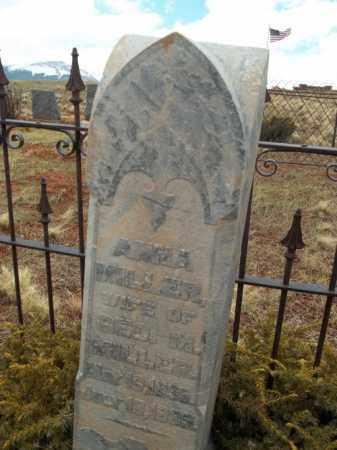 MILLER, ANNA - Park County, Colorado | ANNA MILLER - Colorado Gravestone Photos