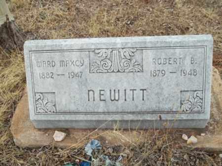 NEWITT, ROBERT B. - Park County, Colorado | ROBERT B. NEWITT - Colorado Gravestone Photos