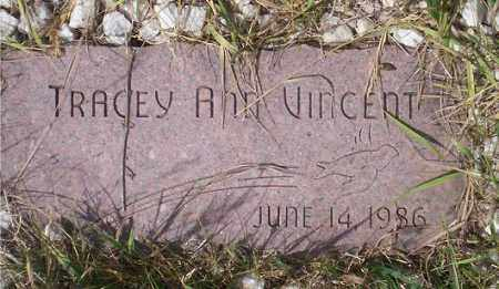 VINCENT, TRACEY - Park County, Colorado   TRACEY VINCENT - Colorado Gravestone Photos