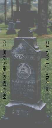 ABLAN, MARY K. - Pitkin County, Colorado | MARY K. ABLAN - Colorado Gravestone Photos