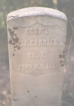 CARRIER, P. J. - Pitkin County, Colorado   P. J. CARRIER - Colorado Gravestone Photos