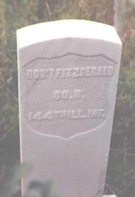 FITZGERALD, ROB'T - Pitkin County, Colorado | ROB'T FITZGERALD - Colorado Gravestone Photos