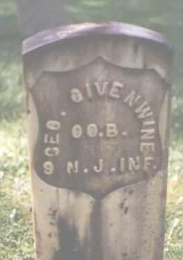 GIVENWINE, GEO. - Pitkin County, Colorado | GEO. GIVENWINE - Colorado Gravestone Photos