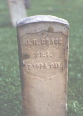 GRAGE, J. H. - Pitkin County, Colorado | J. H. GRAGE - Colorado Gravestone Photos