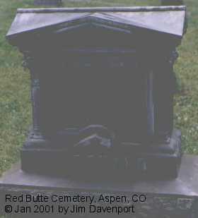 MCDONALD, SADIE - Pitkin County, Colorado   SADIE MCDONALD - Colorado Gravestone Photos
