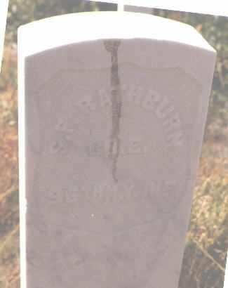 RATHBURN, S. F. - Pitkin County, Colorado   S. F. RATHBURN - Colorado Gravestone Photos