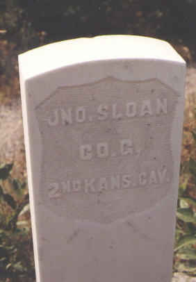 SLOAN, JNO. - Pitkin County, Colorado | JNO. SLOAN - Colorado Gravestone Photos