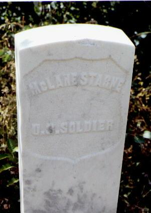STARNE, MCLAINE - Pitkin County, Colorado   MCLAINE STARNE - Colorado Gravestone Photos