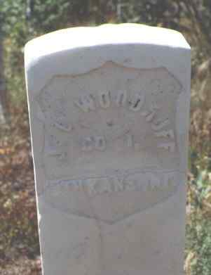 WOODRUFF, J. L. - Pitkin County, Colorado | J. L. WOODRUFF - Colorado Gravestone Photos