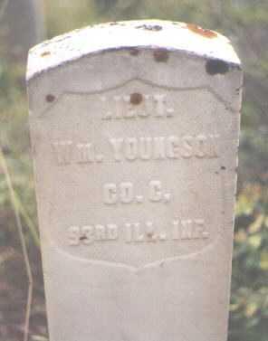 YOUNGSON, WM. - Pitkin County, Colorado | WM. YOUNGSON - Colorado Gravestone Photos