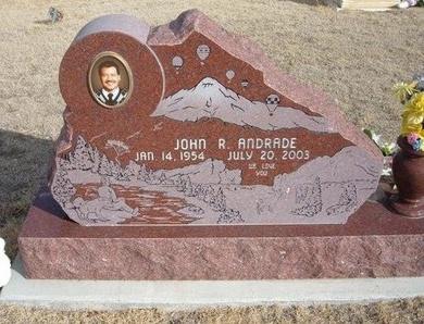 ANDRADE, JOHN R - Prowers County, Colorado | JOHN R ANDRADE - Colorado Gravestone Photos