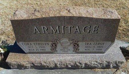 ARMITAGE, IRA LEROY - Prowers County, Colorado | IRA LEROY ARMITAGE - Colorado Gravestone Photos