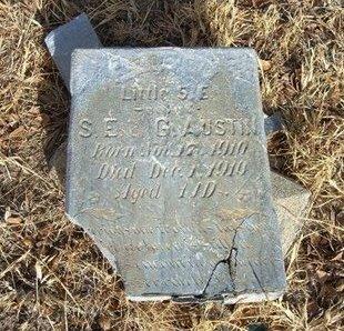 AUSTIN, S E - Prowers County, Colorado   S E AUSTIN - Colorado Gravestone Photos