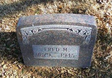 BAILEY, FRED M - Prowers County, Colorado   FRED M BAILEY - Colorado Gravestone Photos