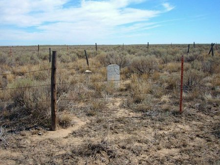 *BARTON CEMETERY OVERVIEW,  - Prowers County, Colorado    *BARTON CEMETERY OVERVIEW - Colorado Gravestone Photos