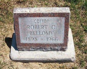 "BELLOMY, ROBERT C ""COTTON"" - Prowers County, Colorado | ROBERT C ""COTTON"" BELLOMY - Colorado Gravestone Photos"