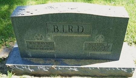 BIRD, WAURAYNE - Prowers County, Colorado   WAURAYNE BIRD - Colorado Gravestone Photos