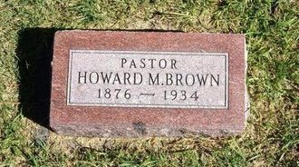 BROWN, HOWARD MALCOLM - Prowers County, Colorado | HOWARD MALCOLM BROWN - Colorado Gravestone Photos