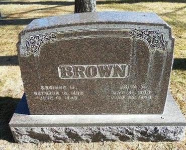 BROWN, JOHN Y - Prowers County, Colorado | JOHN Y BROWN - Colorado Gravestone Photos