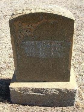 BURBANKS, T G - Prowers County, Colorado | T G BURBANKS - Colorado Gravestone Photos