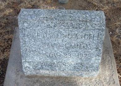 CAMPOS, DAWN - Prowers County, Colorado | DAWN CAMPOS - Colorado Gravestone Photos