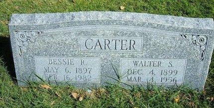 CARTER, WALTER S - Prowers County, Colorado | WALTER S CARTER - Colorado Gravestone Photos