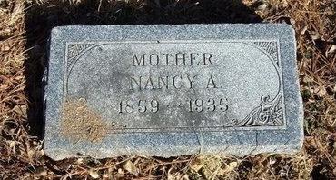 LUSTER CASTEEL, NANCY ANN - Prowers County, Colorado | NANCY ANN LUSTER CASTEEL - Colorado Gravestone Photos
