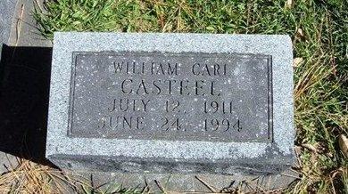 CASTEEL, WILLIAM CARL - Prowers County, Colorado   WILLIAM CARL CASTEEL - Colorado Gravestone Photos