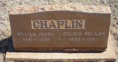 CHAPLIN, CELICIA DELILAH - Prowers County, Colorado | CELICIA DELILAH CHAPLIN - Colorado Gravestone Photos