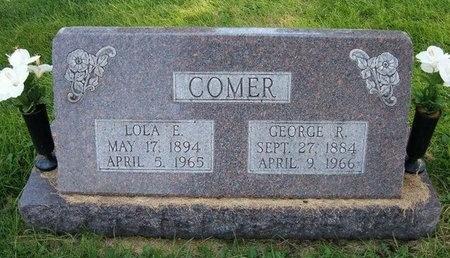 MERRIOTT COMER, LOLA E - Prowers County, Colorado | LOLA E MERRIOTT COMER - Colorado Gravestone Photos