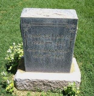 DAVIS, CHARLES I - Prowers County, Colorado   CHARLES I DAVIS - Colorado Gravestone Photos