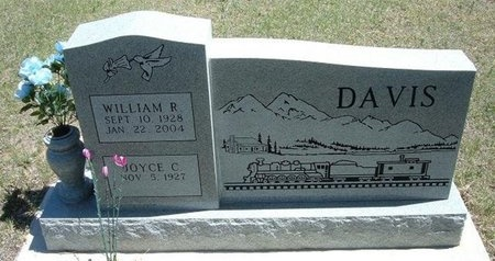 DAVIS, WILLIAM ROBERT - Prowers County, Colorado | WILLIAM ROBERT DAVIS - Colorado Gravestone Photos