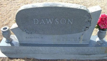 DAWSON, DOROTHY R - Prowers County, Colorado | DOROTHY R DAWSON - Colorado Gravestone Photos