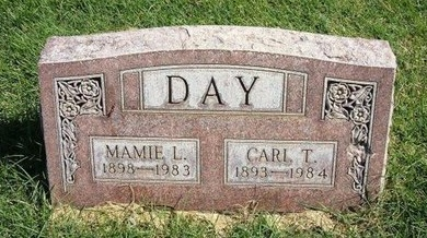 DAY, CARL T - Prowers County, Colorado | CARL T DAY - Colorado Gravestone Photos