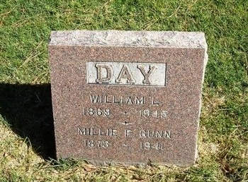 DAY, MILLIE F - Prowers County, Colorado | MILLIE F DAY - Colorado Gravestone Photos
