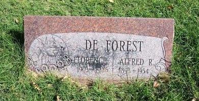 DEFOREST, FLORENCE - Prowers County, Colorado | FLORENCE DEFOREST - Colorado Gravestone Photos